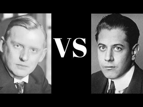 Chess Strategy : Evolution of Chess Style #77 - Alexander Alekhine vs. Jose Raul Capablanca games