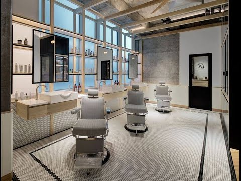 Hair Salon Decorating Ideas Usa By 360Grades Youtube