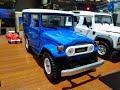 Toyotas FJ 40 - Escala 1/24 - Verde Azul y Roja - A la venta en Medellín