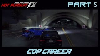 Need for Speed Hot Pursuit (PS3) - Cop Career [Part 5]