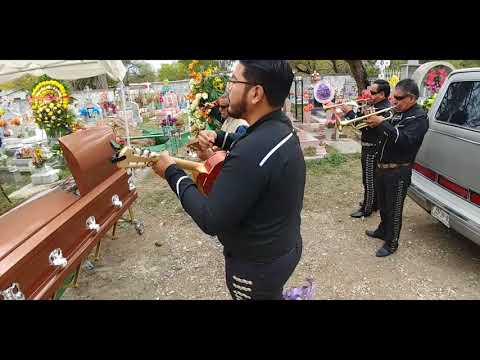 Mariachi Piedras Negras en servicio de Funeral 15 Dic 2017