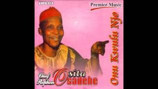 Osita Osadebe - Nwanne Di Na Mba - Biafran Highlife Music