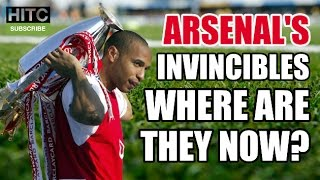Arsenal's Invincibles: Where Are They Now?