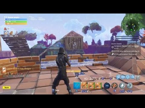 How To Put Elements On Your Guns In Fortnite Save The World
