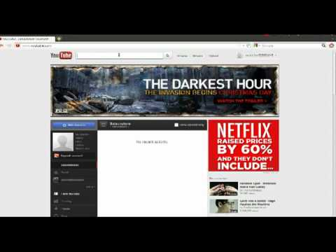 How to get Songs off Youtube (Firefox)