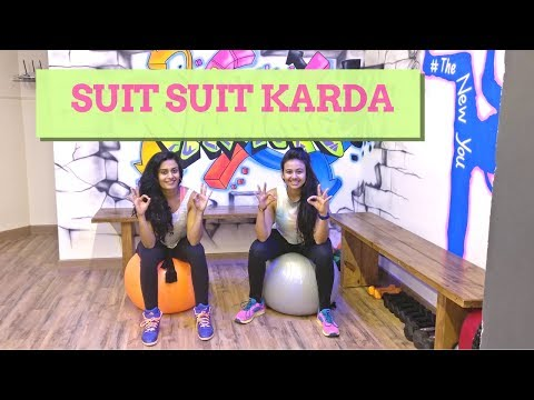 Suit Suit | Bollywood | Naach Choreography | Hindi Medium