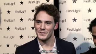 Sam Claflin Interview - Snow White and the Huntsman & Kristen Stewart