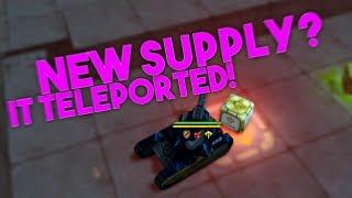 Tanki Online - New Goldbox Teleportation Supply + Tanki Online Goldbox Montage | танки Онлайн