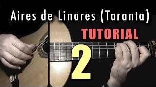 Mixed Technique Exercise - 20 -  Aires de Linares (Taranta) by Paco de Lucia