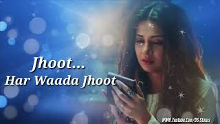 Bepanah Top Dialogues / Whatsapp Status Video 💖Zoya And Aditya💖 Jennifer Winget / DS Status