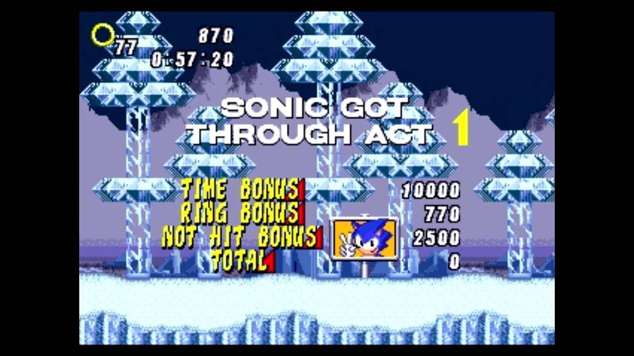 Sonic Retro Remix Playthrough Old Youtube