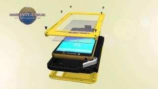 видео Чехлы для Sony Xperia Z5 Premium