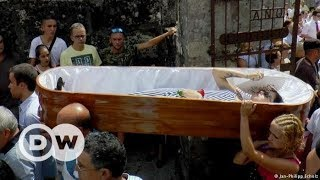 Spain: a festival of life and death | DW Documentary