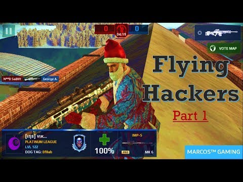 Flying Hackers: Part 1 || Modern Combat 5 || MARCOS™ Gaming