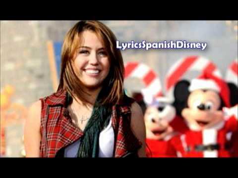 Miley Cyrus Rockin' Around The Christmas Tree// Subtitulos En ...