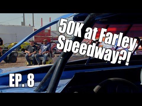 50K at Farley Speedway?! - PhotogVLOG #8