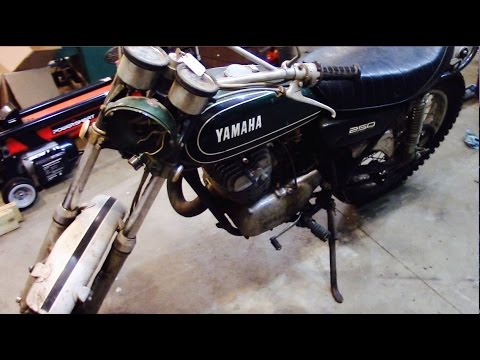 Yamaha Torque Induction Motorcycle Get It Running