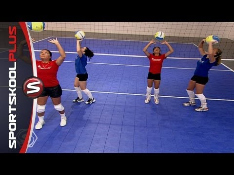 How To Improve Your Volleyball Setting With Olympic Gold Medalist Misty May