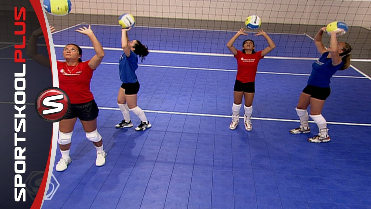 How To Improve Your Volleyball Setting With Olympic Gold Medalist Misty May Youtube