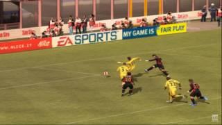 FIFA 07 PS2 Gameplay HD