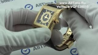 Обзор. Женские наручные часы Versace VQF020015