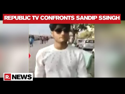 Sushant's Death Case: Republic TV Confronts Filmmaker Sandip Ssingh Amid CBI Probe