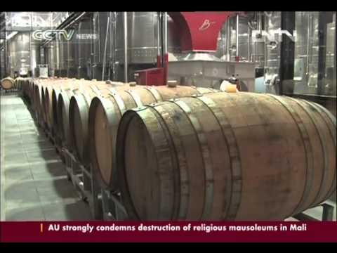South Africa to export wine to China to compete for the ...