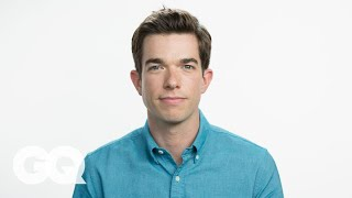 John Mulaney Threw Up and Blamed It on a Kid Once | GQ