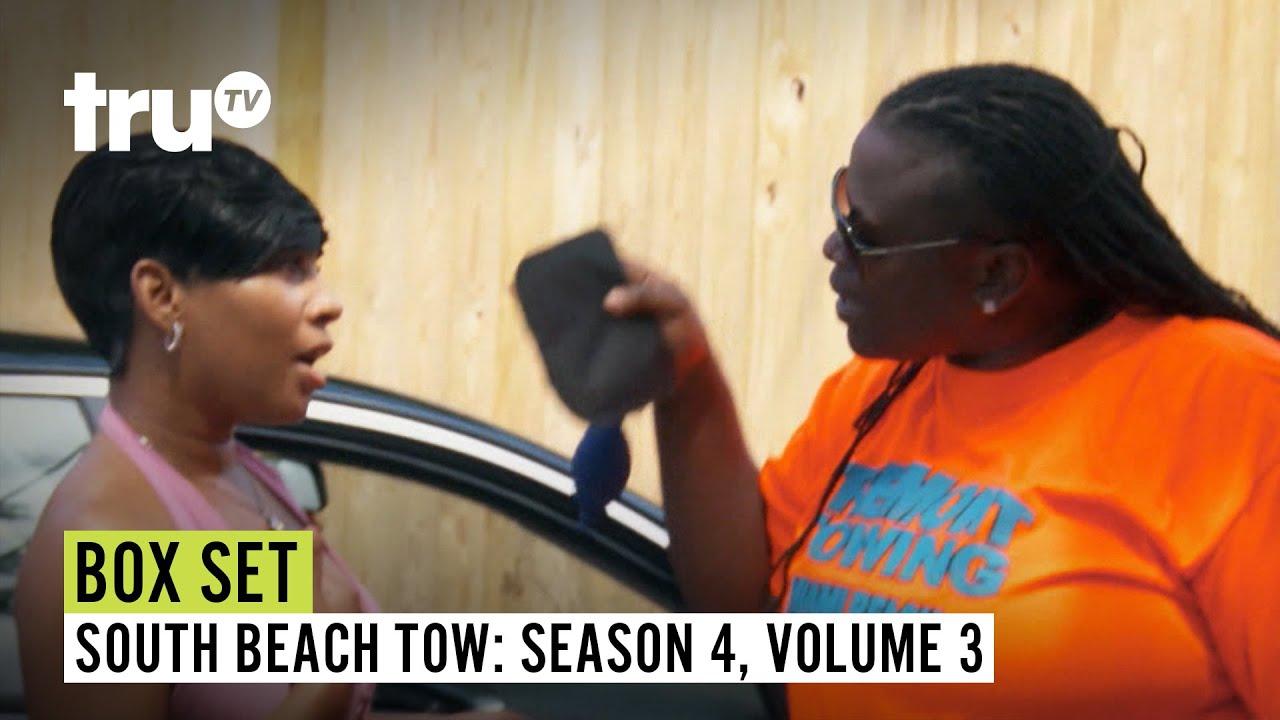 Download South Beach Tow | Season 4 Box Set: Volume 3 | Watch FULL EPISODES | truTV