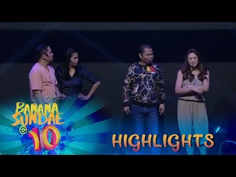 Banana Sundae: Team Pooh & Pokwang recreate various viral videos and internet memes