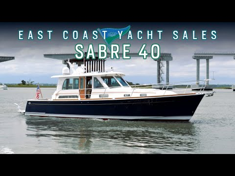 Sabre 40 Sold by Ben Knowles from East Coast Yacht Sales