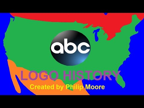 American Broadcasting Company (ABC) Logo History (1948-present)