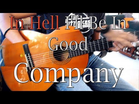 The Dead South In Hell I'll Be In Good CompanyGuitar Cover (FINGERSTYLE)