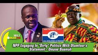 NPP Engaging In