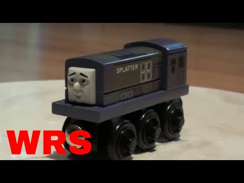 Splatter Character Video - WoodenRailwayStudio Discussion: Thomas and Friends