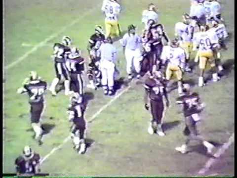 1989 Palm Springs High Varsity Football