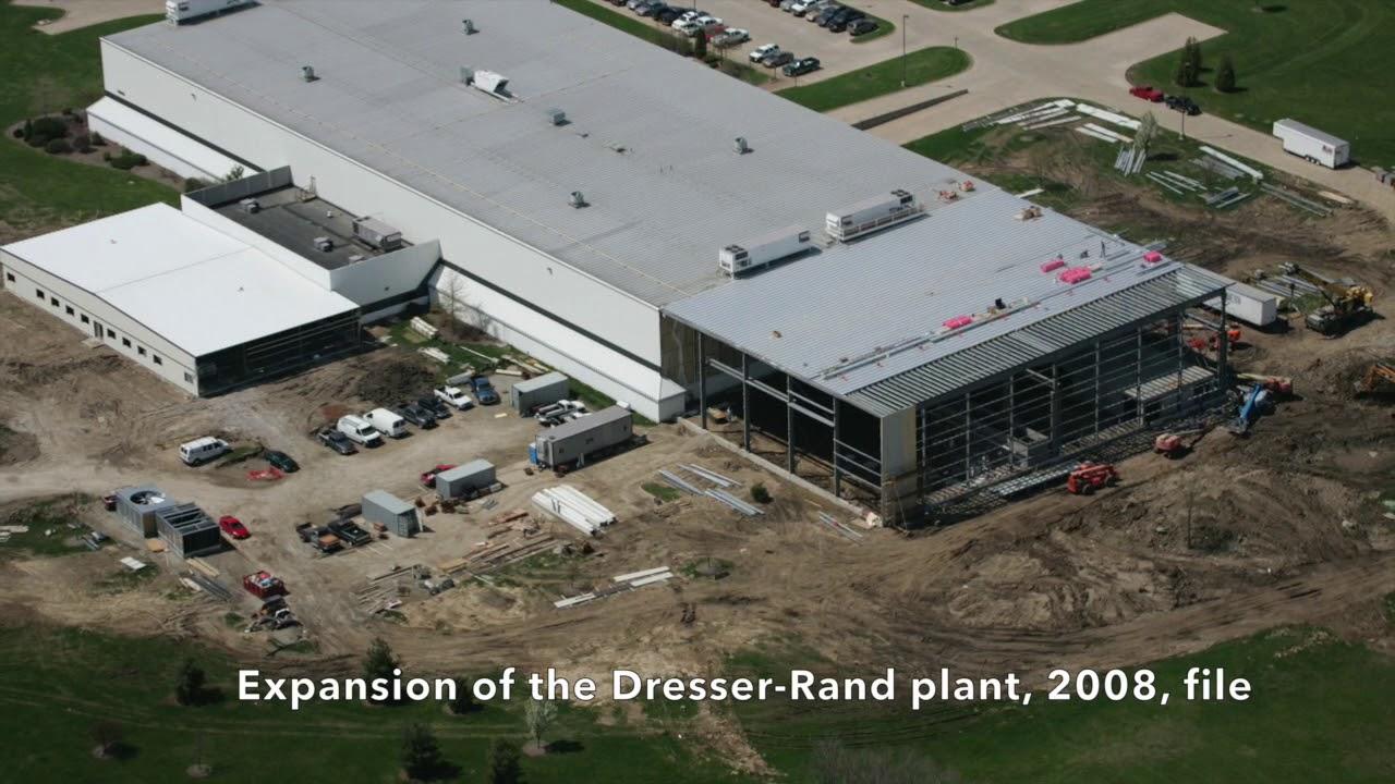 Dresser-Rand to end operations in Burlington - News - The Hawk Eye