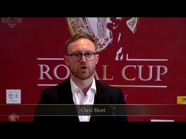 Интервью с Крисом Шортом/Interview with Chris Short