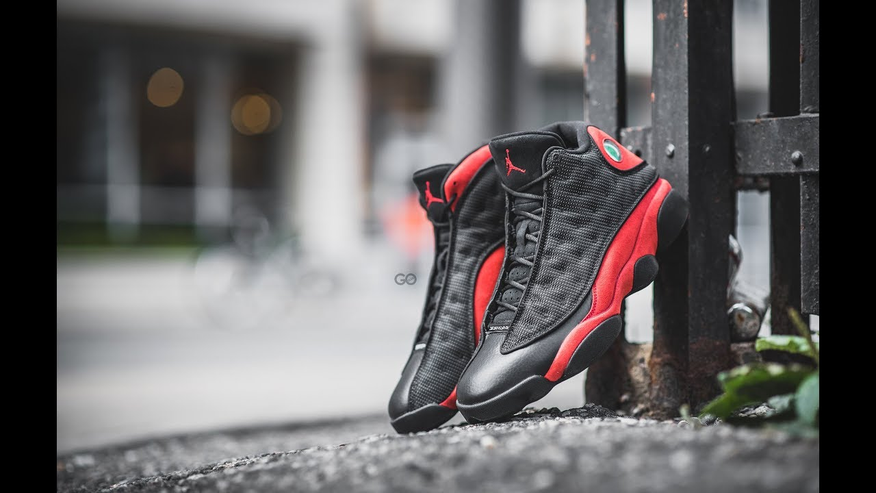91c49853499433 Review   On-Feet  Air Jordan 13 Retro