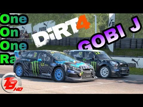 DiRT 4 | GOBI J One On One Race | This Kid Is Good!