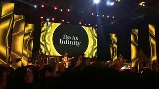 Do As Infinity - HONJITSU WA SEITEN NARI | LIVE At NAKAMA Fest 2017 Jakarta