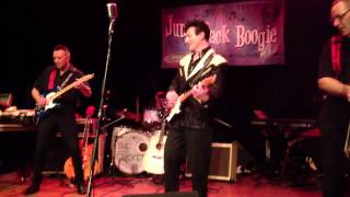 Marc Robinson and the Counterfeit Crickets (6) - Witham Public Hall, Jump Back Boogie