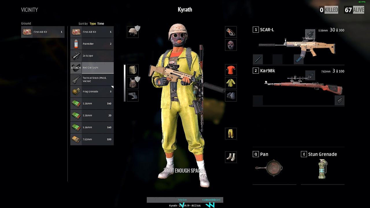 Pubg Helmet: Ooohh A Level 3 Helmet Nice! (PUBG)