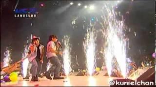 Coboy Junior Eeeaa At Konser Birthdy Coboy junior