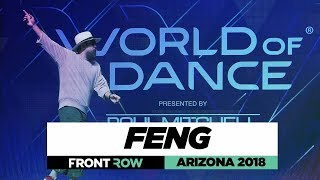 Feng | FrontRow | World of Dance Arizona 2018 | #WODAZ18