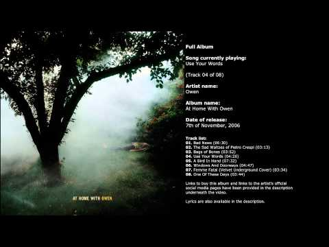 Owen - At Home With Owen (Full Album)