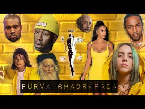 PURVA BHADRAPADA NAKSHATRA - The Most Intense Of All. 🌌 || NAKSHATRAS; The Moodboards.