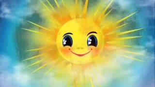 Детская песенка - Солнышко