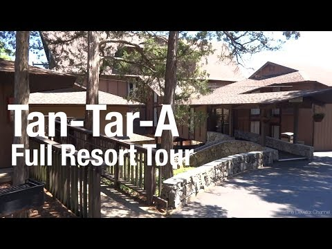 A Tour of Tan-Tar-A Resort, Osage Beach, MO