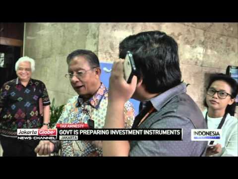 Repatriated Funds Directed To Investment Instruments